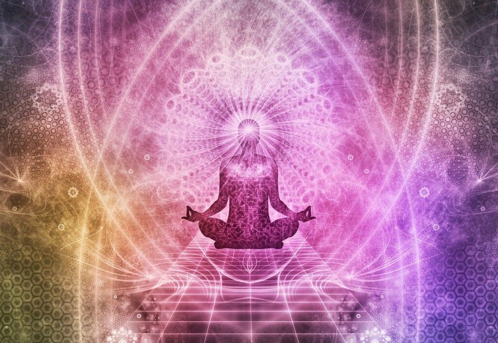 Meditation Seele