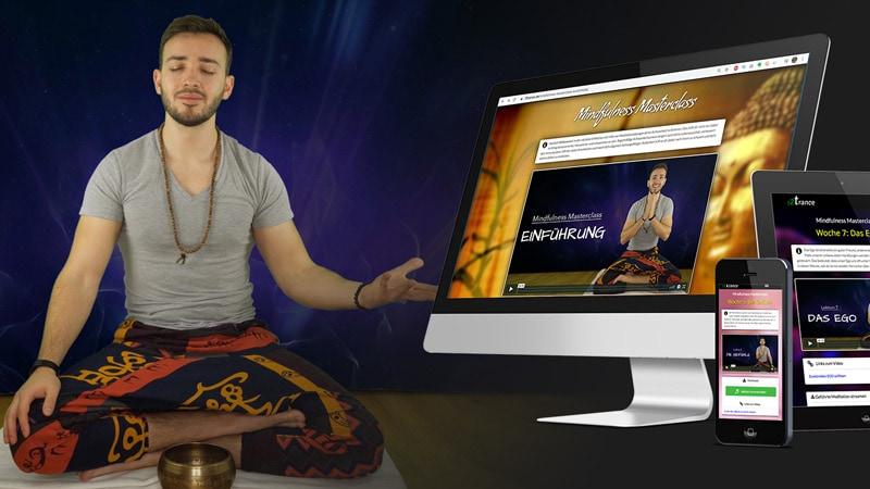 Mindfulness Masterclass Meditationskurs